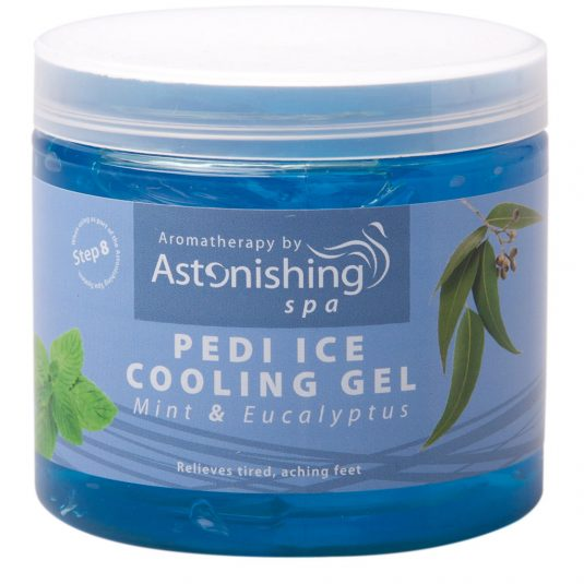 PEDI COOLING GEL – MINT & EUCALYPTUS 450ml