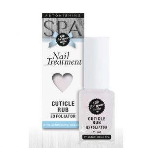 cuticle rub